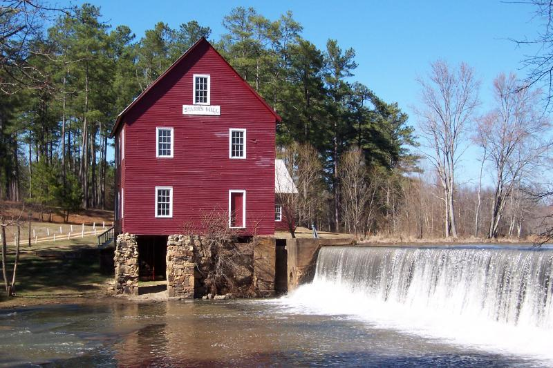 Starr's Mill Pump Station
